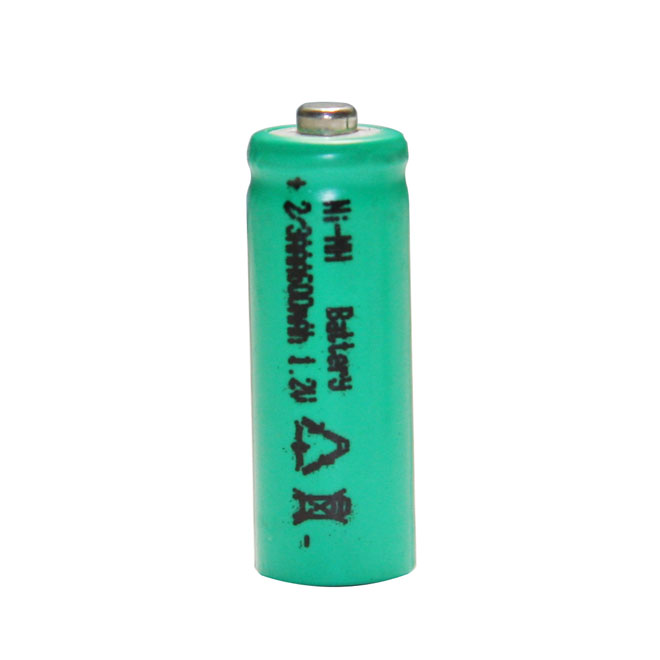 Piles AAA rechargeables NI-MH, 300 mAh, 1,2 V, paquet de 2