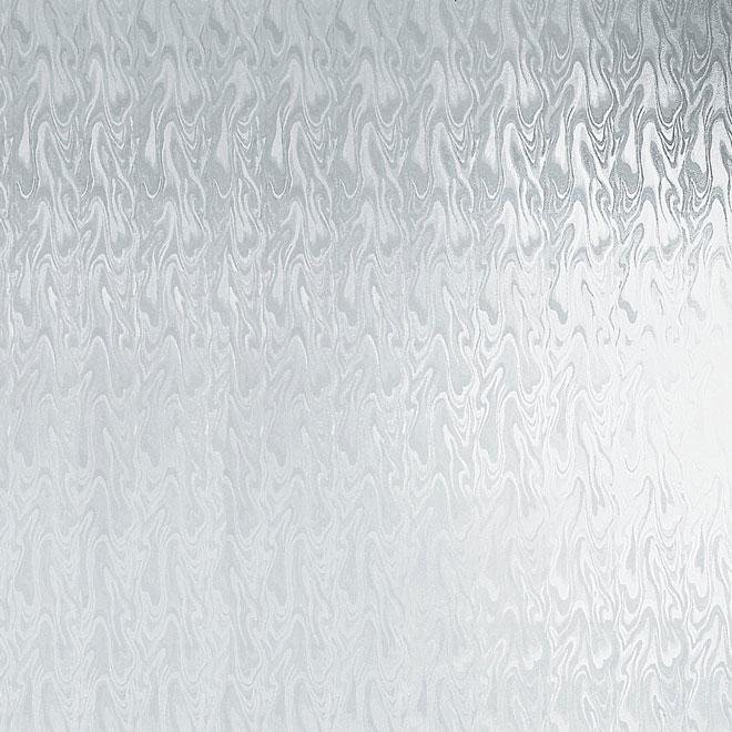 Self-Adhesive Vinyl Window Film, Frosted Smoke