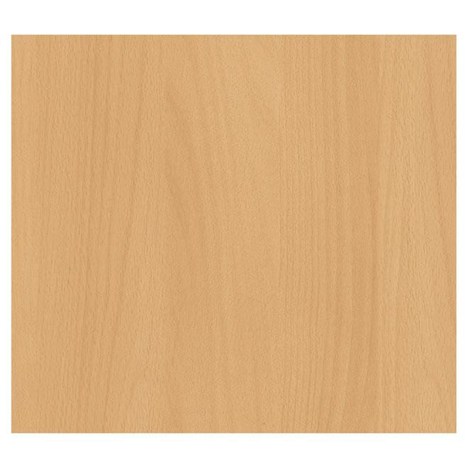 Film vinyle autocollant, bois d'hêtre