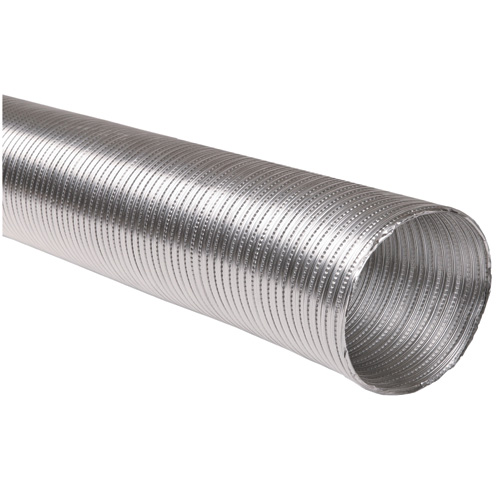 Class 0 Semi-Rigid Corrugated Aluminum Duct