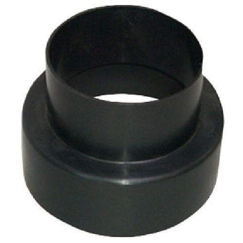 """3"""" to 4"""" Molded Plastic Reducer-Increaser"""