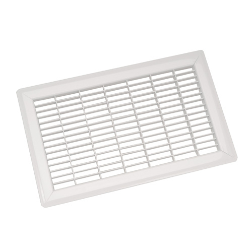 Floor grille