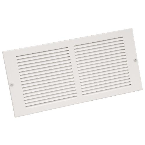 Sidewall grille