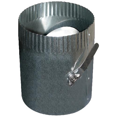 """Clé de débit avec manchon de 5"""" de diamètre"""