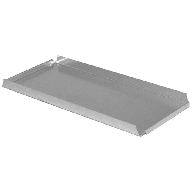 """8"""" x 12"""" End Cap for the Main trunk Duct"""