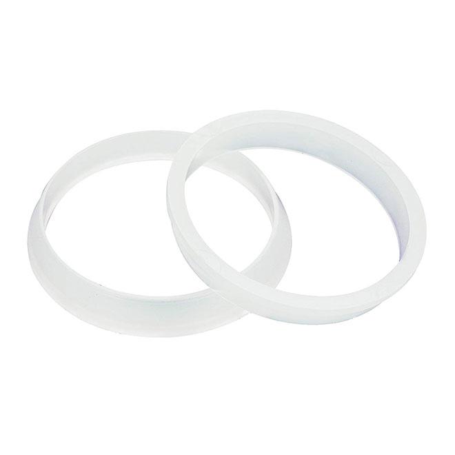 Bevelled Slip-Joint Washer - Polyethylene - 1 1/2'' - 2/Pack