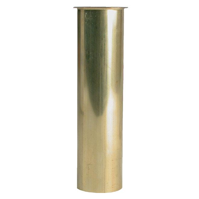 """Sink Tailpiece - Brass - Flanged - 1 1/2"""" x 6"""""""