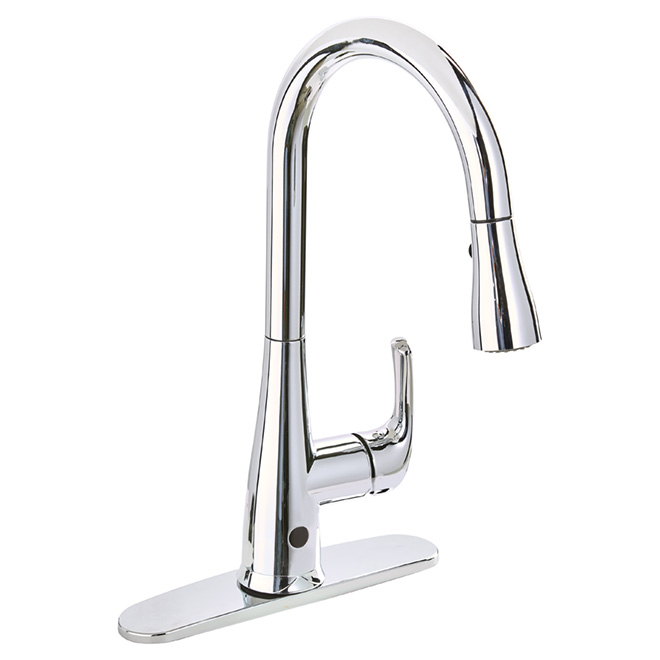 "Movement Sensor Kitchen Faucet  - ""Nexo"" - Polished Chrome"