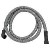 "Dishwasher Discharge Hose - 5/8"" x 6' - Grey"