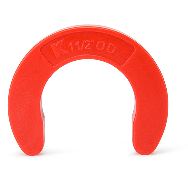 """Polypropylene Release Tool - 1 1/2"""" - Red"""