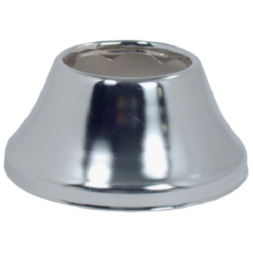 "Deep Pipe Flange - 1 1/4"" - Chrome"