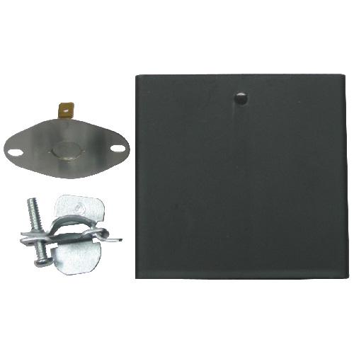 Wood stove thermodisc kit