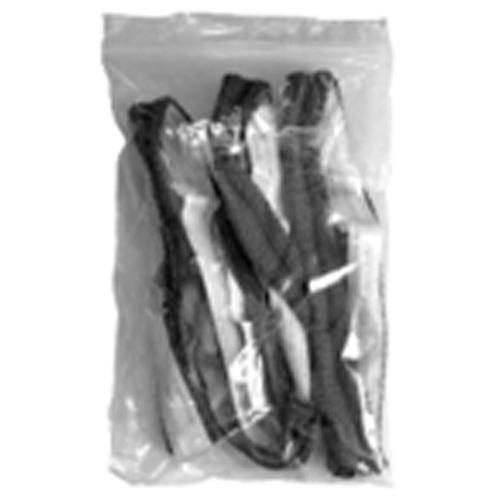 Glass Gasket for Stove - 6' - Black