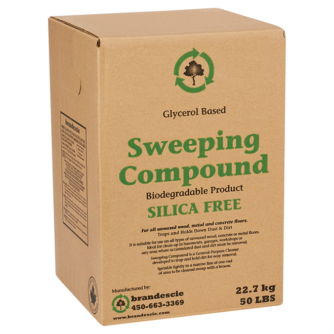 Sweeping Compound - 22.7 kg