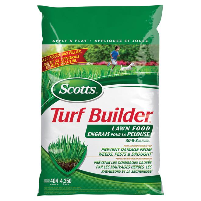 Fertilizer - Lawn Fertilizer 30-0-3 - 5.2 kg