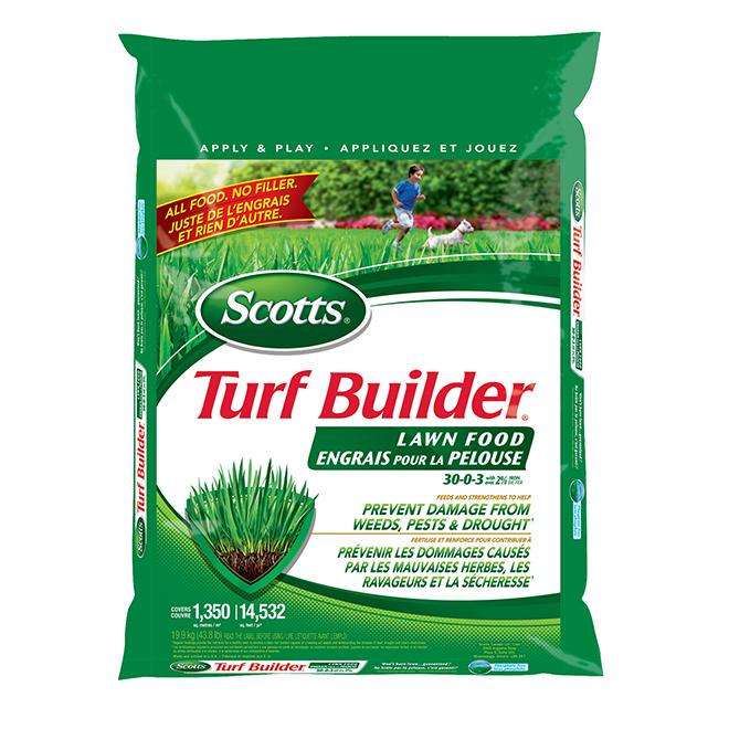 Lawn Fertilizer - 30-0-3 - All-Season - 44 lb