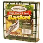 Suet Snack Basket