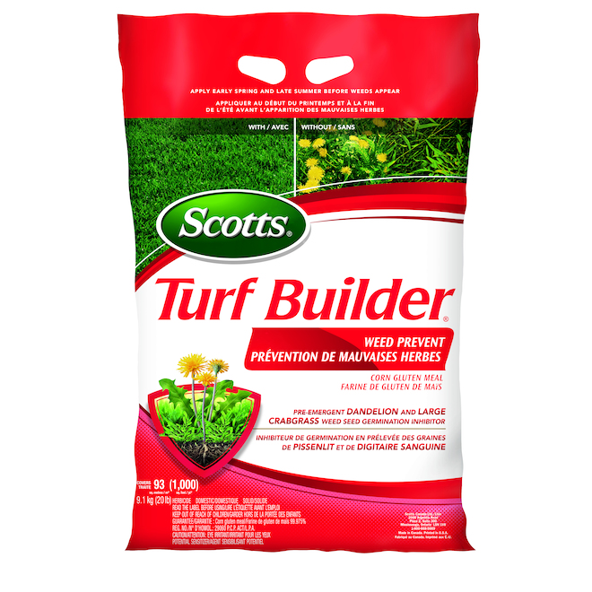 """Turf Builder"" 10-0-0 Lawn Fertilizer"