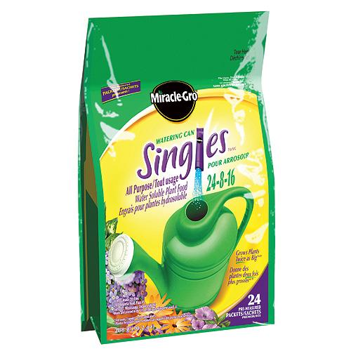 Engrais pour plantes « Singles »
