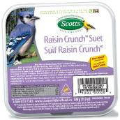Bird Suet - Raisin Crunch Suet - 312 g