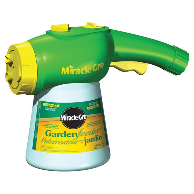 Miracle Gro Sprayer 1104051 Rona