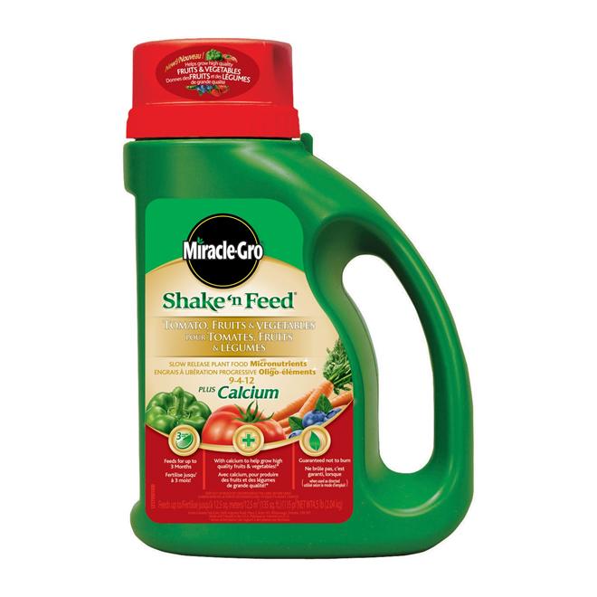Tomato and vegetable fertilizer 9-4-12