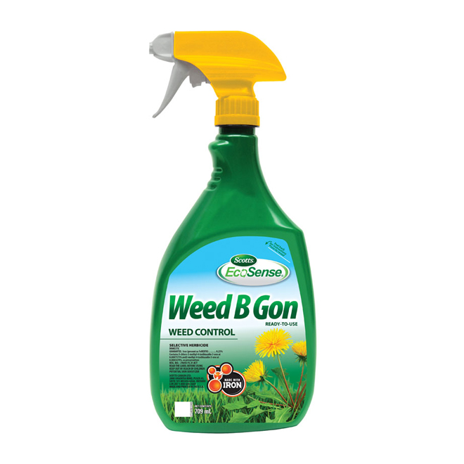 Ecosense Weed Be Gon Herbicide 0306010 Rona