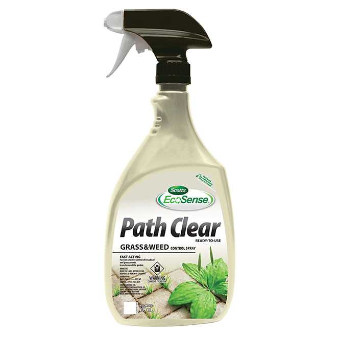 """Path Clear"" Liquid Weed Control"
