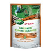 Grass seed and fertilizer 2-4-2