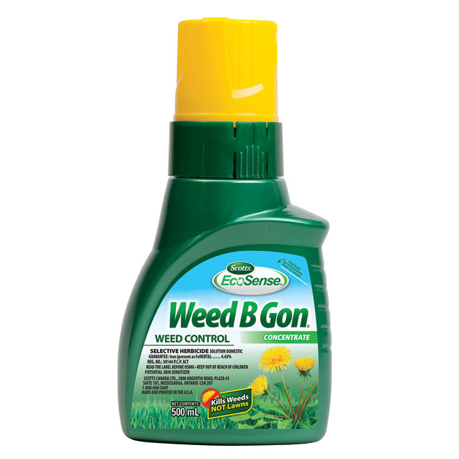 Herbicide Liquide «Weed-B-Gone»