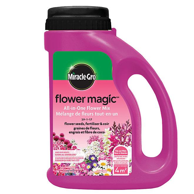 Mélange de fleurs tout-en-un «Flower Magic»