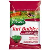 Turf Builder 32-0-10 Fall Lawn Fertilizer - 5.2 kg