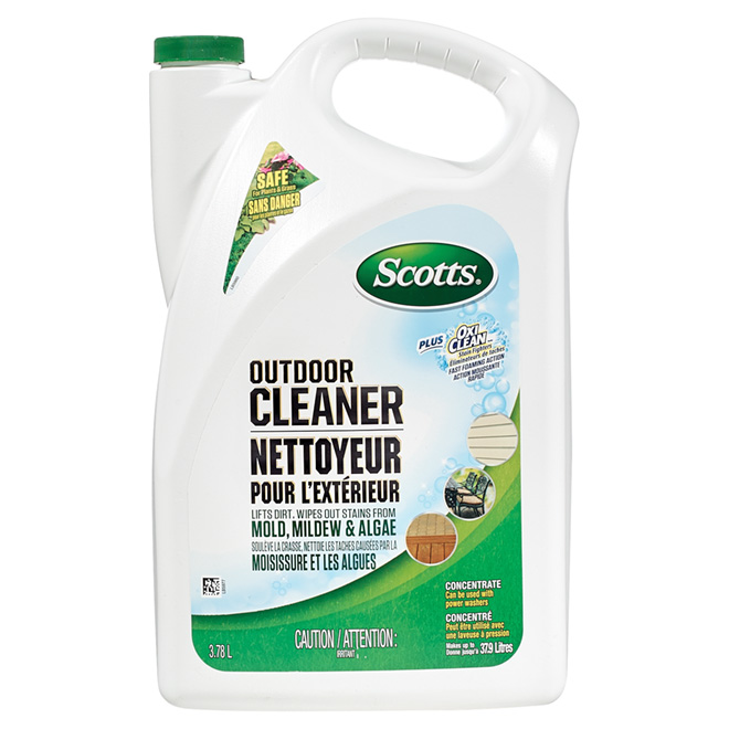 Outdoor Concentrate Liquid Cleaner 3.78 L