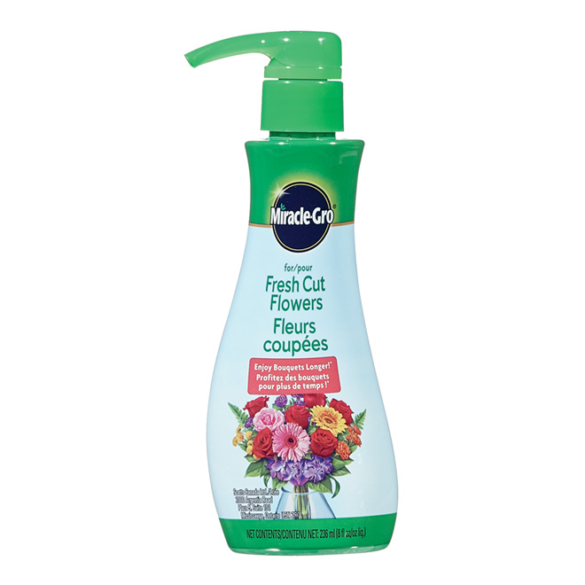 Fresh Cut Flowers Liquid Food - 236 ml