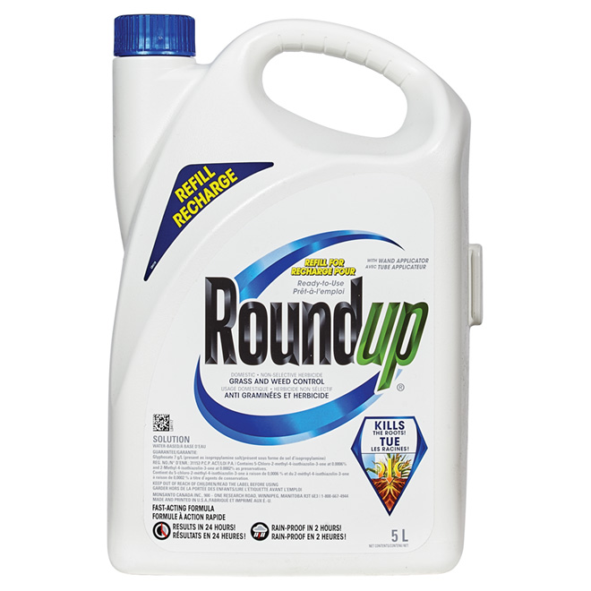 Ready-to-Use Weed and Grass Killer Refill - 5 L