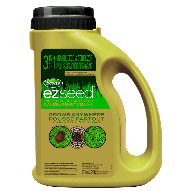 Scotts(R) 3-in-1 Grass Seed - 1.7 kg