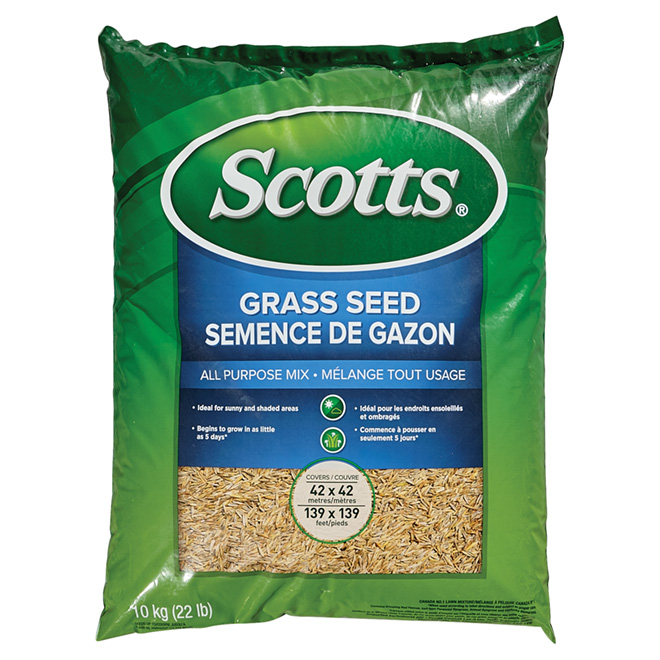 Scotts(R) All Purpose Grass Seed - 10 kg