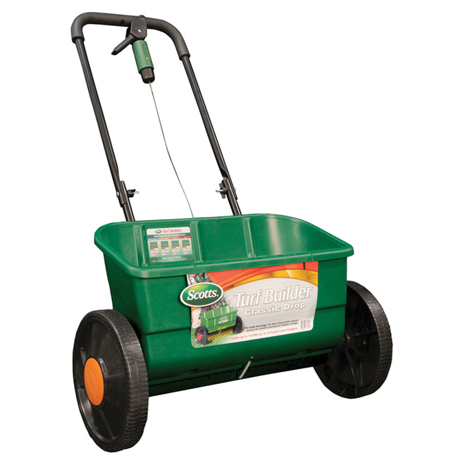Fertilizer Spreader - Classic Drop - 10,000 sq. ft.