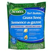 Grass Seeds - All-Purpose Mix for Sun/Shade - 2 kg