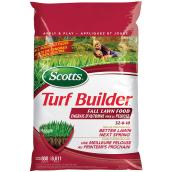 Turf Builder 32-0-10 Fall Lawn Fertilizer - 10.5 kg