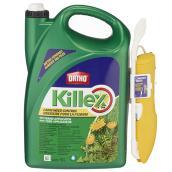 Herbicide pour la pelouse avec applicateur, 5 l