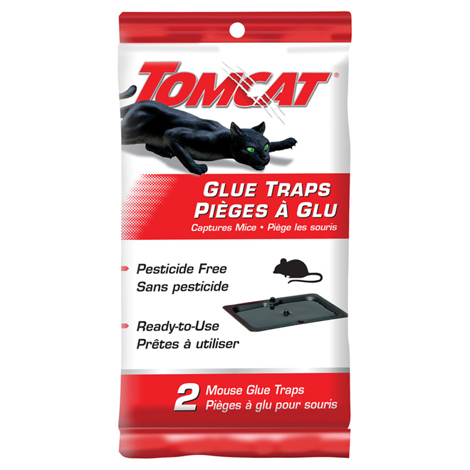 Glue Traps for Mice - Pack of 2