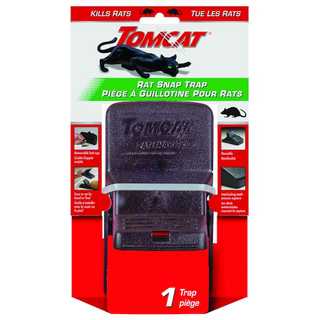 Rat Snap Traps - Tomcat®