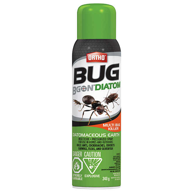 Bug B Gon Diatomaceous Multi-Bug Killer Spray - 340 g