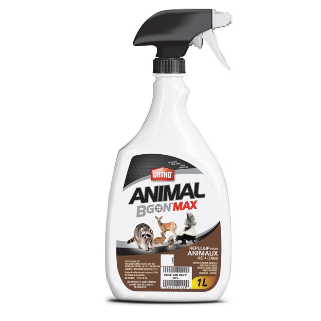 Répulsif en aérosol pour animaux Animal B Gon, 1 L