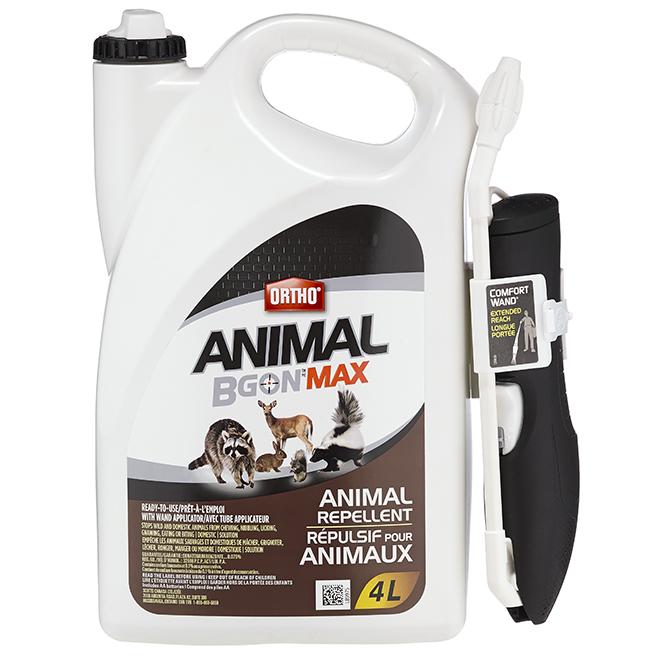 Répulsif en aérosol pour animaux Animal B Gon, 4 l