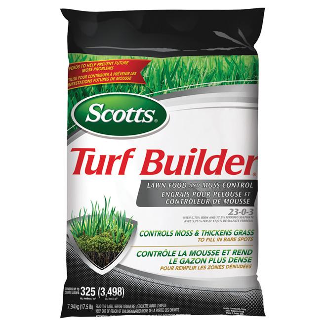 Lawn Fertilizer - Moss Control - 7.94 kg