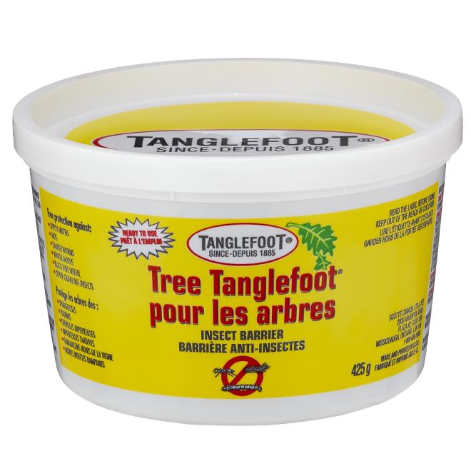 Barrière à insectes en pâte Tanglefoot, 425 g