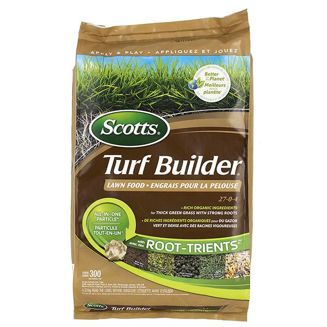 Lawn Fertilizer - Root-Trients(TM) - 4.44kg