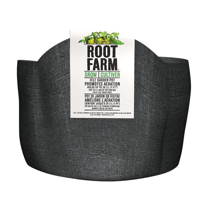 Felt Garden Pot - 28,3 L